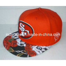 Custom Cotton Hip Top Hats, Snapbacks, Street Wear Hats