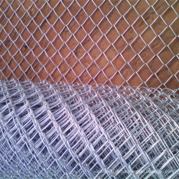 Hot Dipped Galvanized Chain Link Metal Mesh Fence