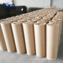 Square 3x3 galvanized welded wire mesh roll price list for sale
