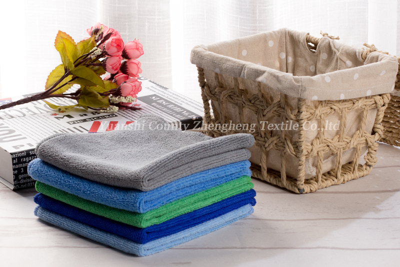 100% Polyester Microfiber Towel-004