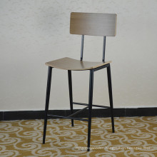 High Plywood Laminate Restaurant Bar Chair (SP-LC296)