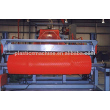 Plastic pp fence safety net machine manufacturer