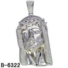 Hochwertige Modeschmuck Sterling Silber Anhänger für Männer