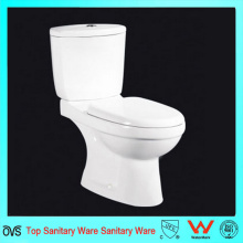 Ceramic Two Piece Toilet Set for Bathroom