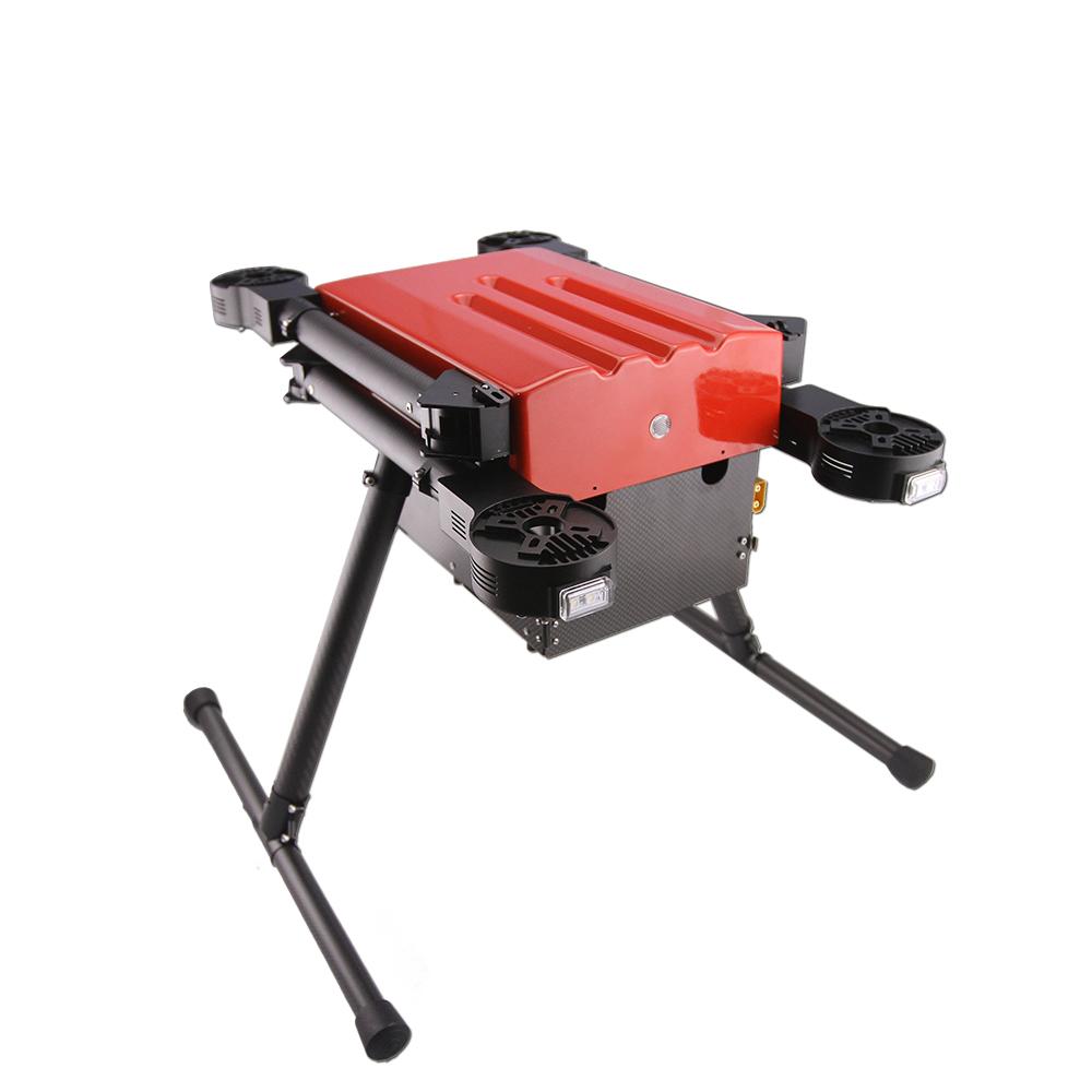 Diy Quadcopter Carbon Fiber Portable Drone Frame Agricultural Drone