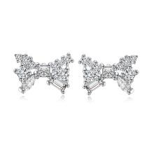 Ясные кристаллы ювелирных украшений женщин кристалла rhinestone