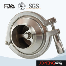 Stainless Steel Clamp Type Food Processing Non Return Valve (JN-NRV2002)