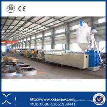 Tubo de plástico de extrusor de tubería PE 800mm