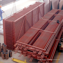 Bobine de surchauffeur de chaudière CFB Power Station