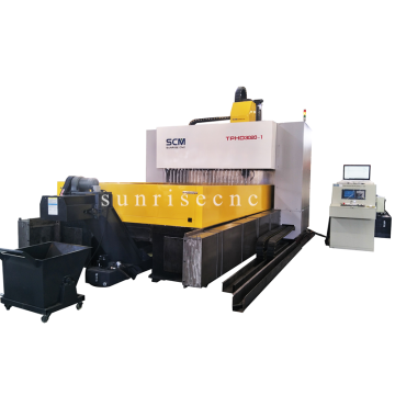 CNC High Speed ​​Metal plate Wiertarka