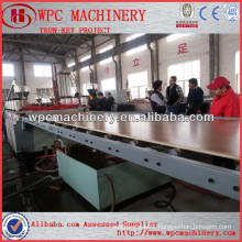 PVC WPC skinning foam board machine pvc crust foam board making machine