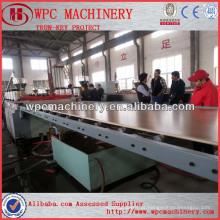 PVC WPC skinning espuma placa máquina pvc crosta espuma placa fazendo máquina