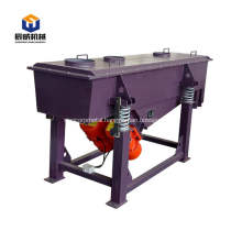 Carbon steel linear fertilizer vibrators screen classifier