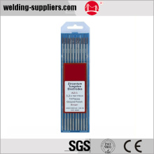 2% Ceriated tungsten electrodes tig welding rods