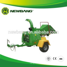 High Efficiency Diesel Wood Chipper for Tractor