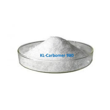 Hot Sale for for China Manufacturer of Acrylic Dispersant Polymers,Acrylic Dispersant Thickeners KL Carbomer 980 export to Sao Tome and Principe Manufacturer