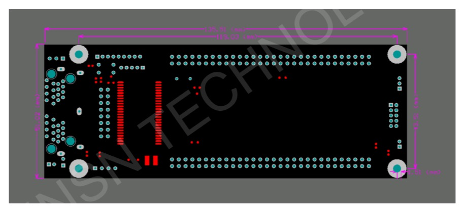 Receiving Card Of Rental Led Display