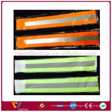 brassard élastique de sécurité de tissu d'alibaba / bracelet élastique