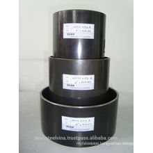 Black steel pipes to API, KS, JIS, BS from 21mm to 219.1mm