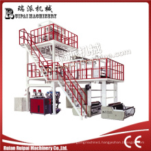 PE Plastic Film Extruding Machine