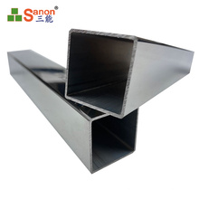 2020 Hunting series Stainless steel square tube mirror or sanding apartment hotel commonly used stainless steel tube