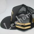 5 sombreros de béisbol de la manera del Snapback de la m