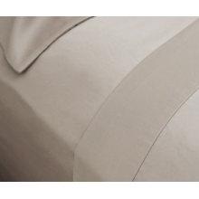 80% Baumwolle 20% Polyester Satin glänzend Spannbetttuch (DPFB8054)