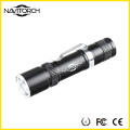 Rechargeable Zoom 18650 Battery Flashlight Outdoor Use (NK-6620)
