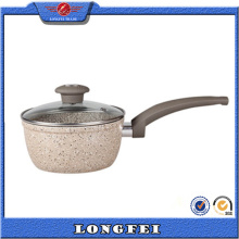 China Wholesale Best Selling Milk Pot com revestimento antiaderente