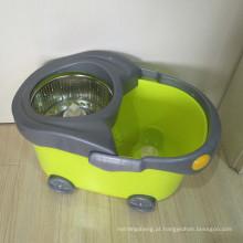 Espanador de 360 graus com dois refis de esfregão