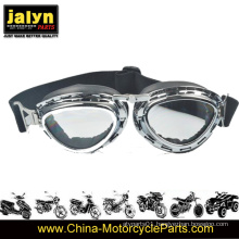4481034 ABS Harley Type Goggles for Motorcycle