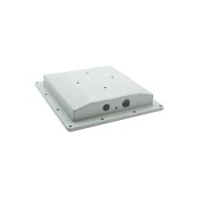 Custom Antique Electrostatic Coating Aluminium Die Cast Wireless Panel Antenna Housing