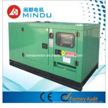 Home Gebrauchte Silent Lovol Diesel Generator 40kW