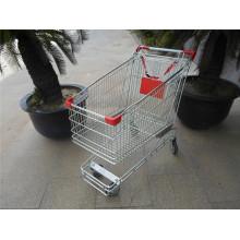 Австралия Стиль Супермаркет Корзина Супермаркет Тележка