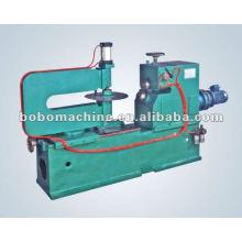 Máquina de corte redondo em chapa metálica