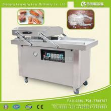 Dz-600 machine à emballer sous vide / machine de rinçage de gaz de vide