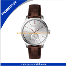 Factory Skillful Design Quartz Watches with Rose Gold Plating