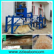 2016 Neu Einführung der Maschine zur Herstellung von Holzwolle