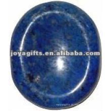 Lapis Lazuli Preocupação pedra polegar