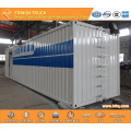 40 feet container one tank gas station