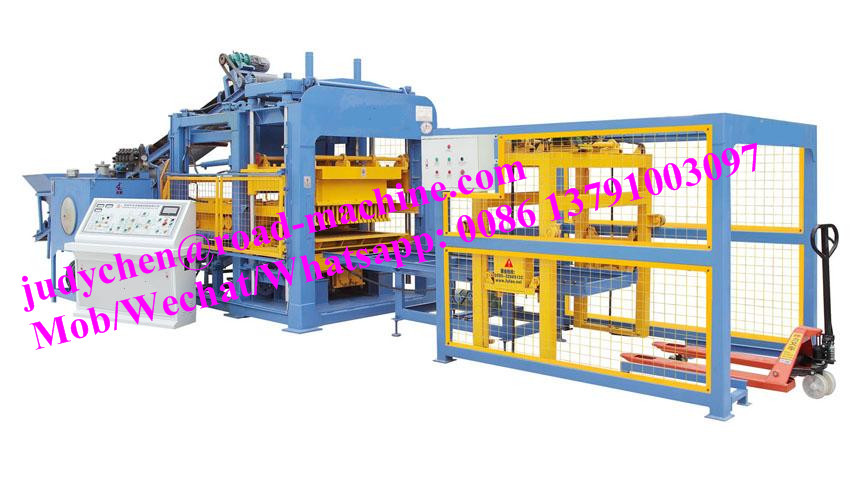 Brick Making Machine Line