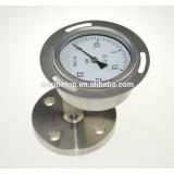 Threaded Diaphragm Seal Pressure Gauge