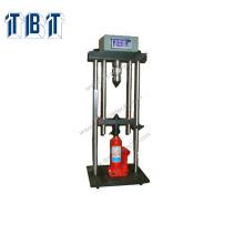 Instrumento da força do teste de carga do ponto de Digitas do laboratório TBT-1 mecânico