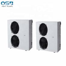air source heat pump (air to water chiller)