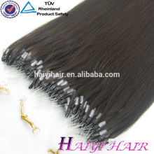 Virgin Remy Russian Micro Ring Hair Extensions For Blacks