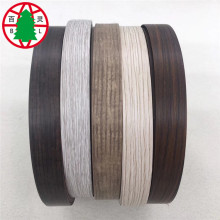 China for Customised Edge Banding Tape High Quality Waterproof PVC Edge Banding for furniture supply to Somalia Importers