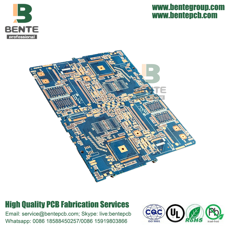 OSP 4 Layers PCB FR4 Tg150 Multilayer PCB BGA