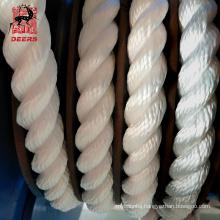 3 strands polypropylene rope pp 40mm rope