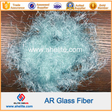 Renforcer la fibre de verre râpé et râpé avec une bonne dispersion de l'eau