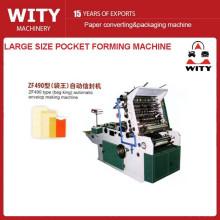 Máquina para hacer el sobre